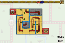 Puzzle from Race mode