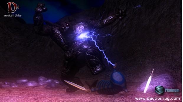 Coming 2014 D. Atom Shifter Golem Alert !