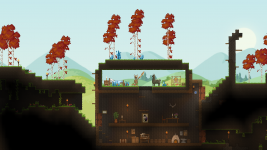 A Warror's Home
