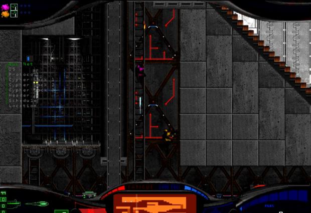 Ladder Laser