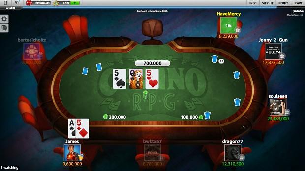 CasinoRPG Poker