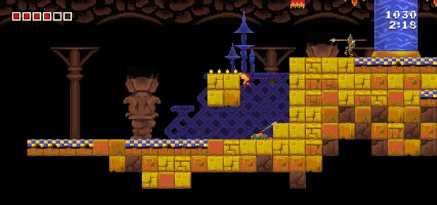 Tiny Barbarian DX Screens