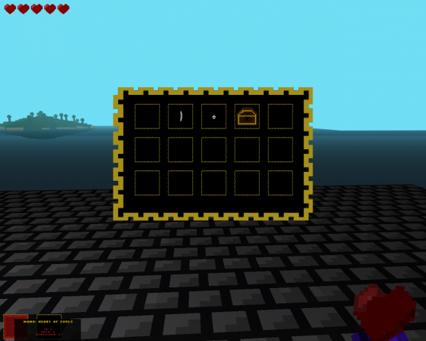 pixel loot raiders - Inventory Progress 02