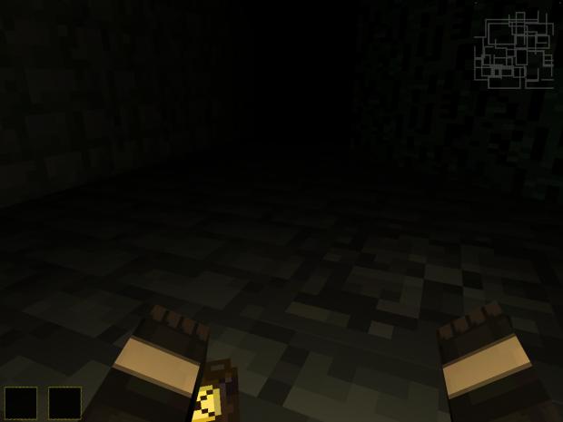 Pixel loot raiders - game rework in progress