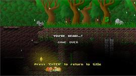 Death Screen!
