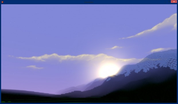 Sky Settings