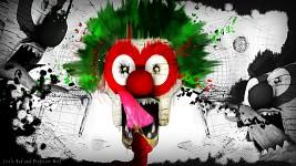 The dead clown