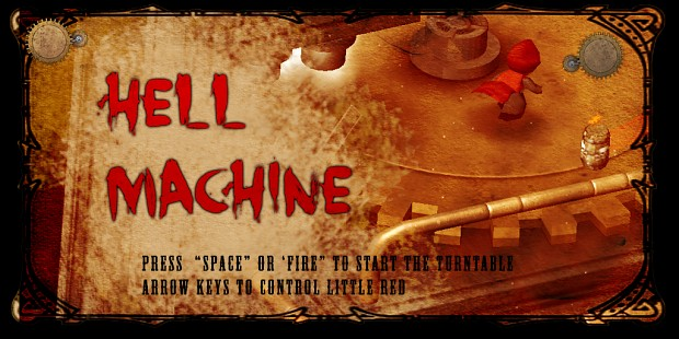 UI for hell machine (Little Red & Pr Wolf)