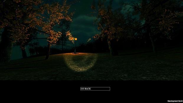 First forest screenshot
