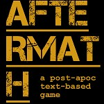AfterMath Game Branding Image
