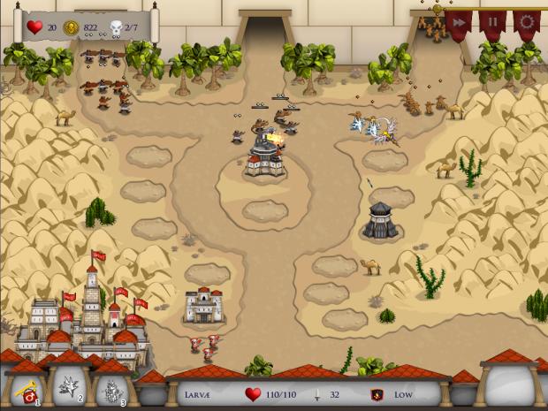 In Game Screenshots