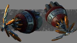Shield Prototype