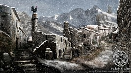 Abandoned Village Concept