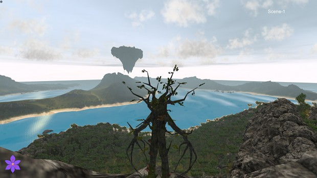 Wander - New Floating Island
