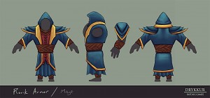 Armor Set Concept