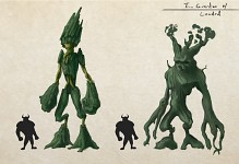 Tree Guardian Concept art