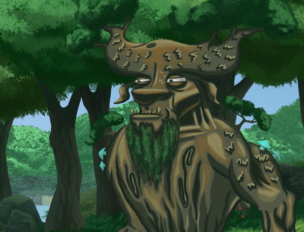 Tree Guardian Concept