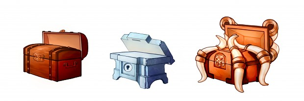 Loot Chest Concepts
