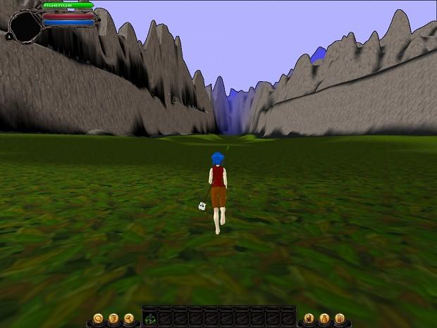 Trestia Valley