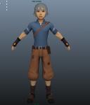 3D Model Concept 004