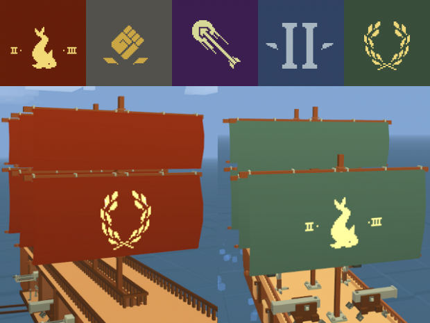 Faction Flags WIP