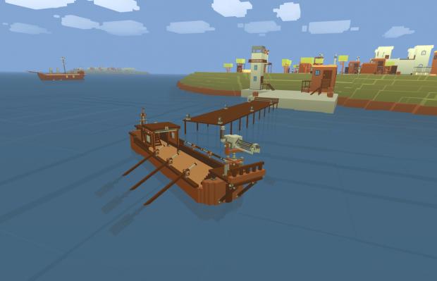 New Ship: The Jonk