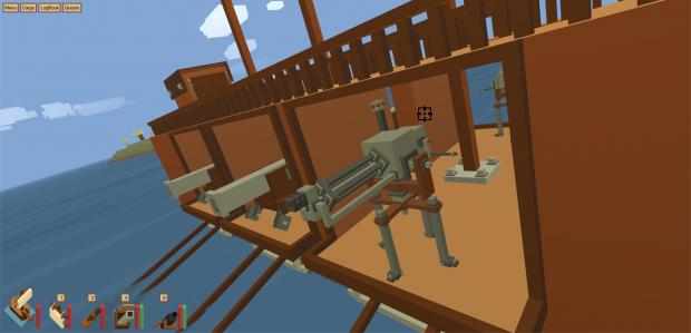 New Gatling Gun Model!