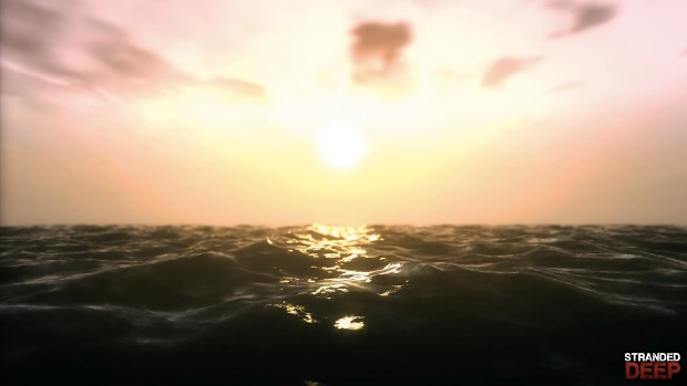 Stranded Deep Sunset
