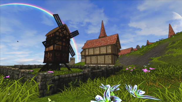 Windmill Player House-type