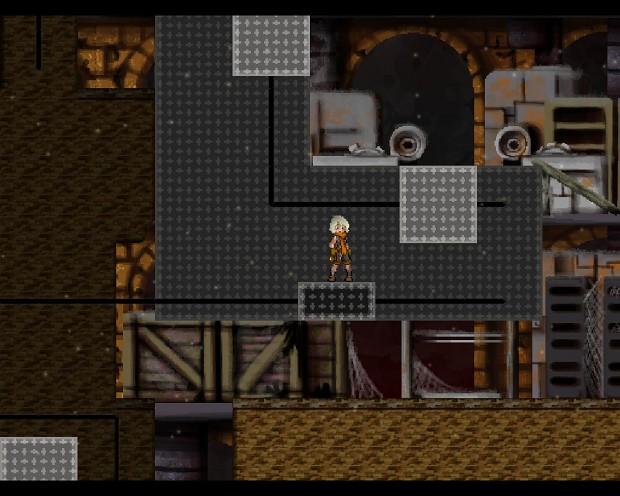 Gameplay/Level Editor screenshots