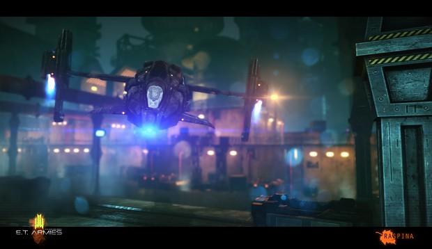 Forsakens SpaceCraft - SC