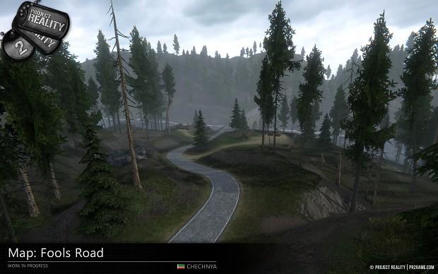 Fools Road Map - WIP