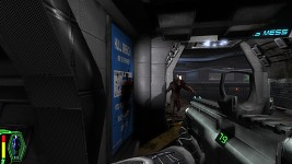 CDF Ghostship 1.2 Screen Shots