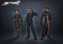 Sector 7 Agents