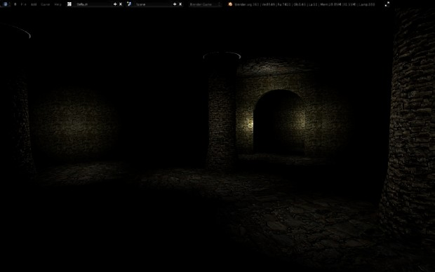 Labyrinth Obscura   Indie Horror Game