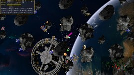 Phoenix USC: New asteroids with collision.