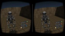 Virtual Reality testing..