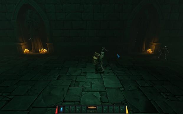 Noverat Screenshot 1.06 - Close Combat