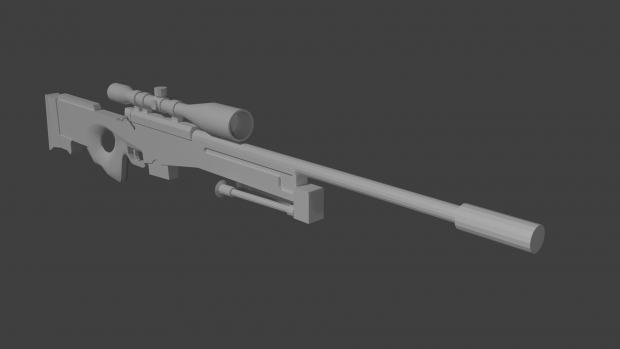 The improved L96A1