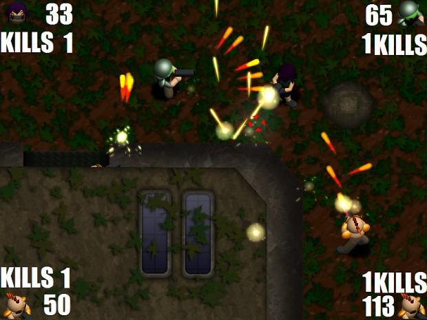 New Bullet FX