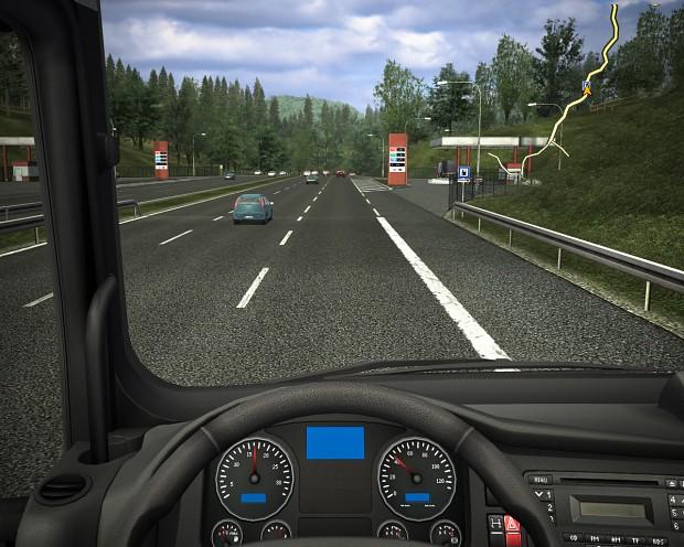 German Truck Simulator Screenshots