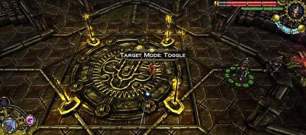 Target Mode