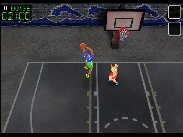 in game action