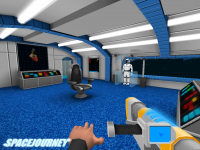 New Interior Shot of Ship
