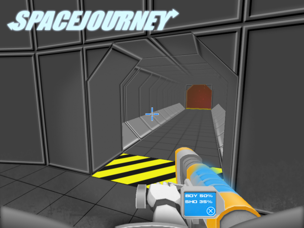 SpaceJourney v1.2.1 Preview: Gun GUI #2
