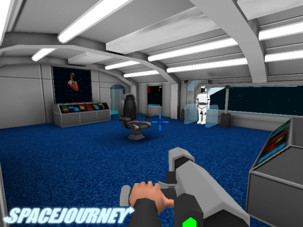 SpaceJourney Screenshot 1
