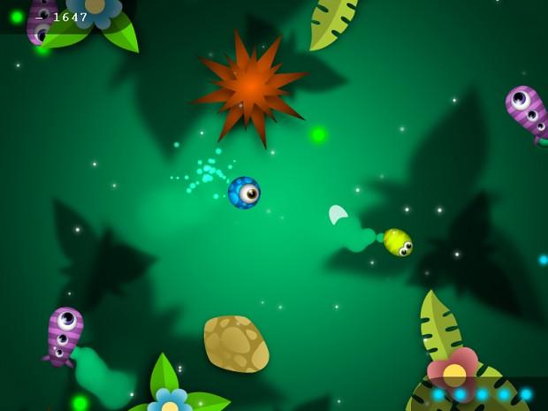 Little Aqua World Screenshot