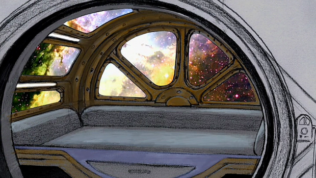 Observation sofa 2000 (Destiny Interior)
