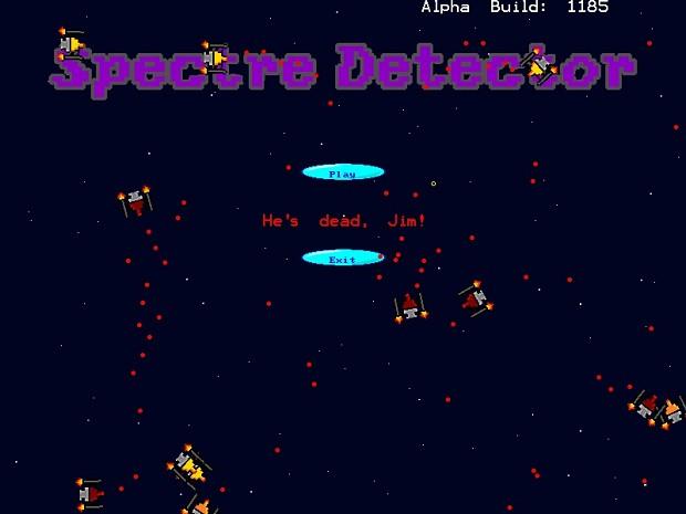 Spectre Detector 2.0.3 gameplay