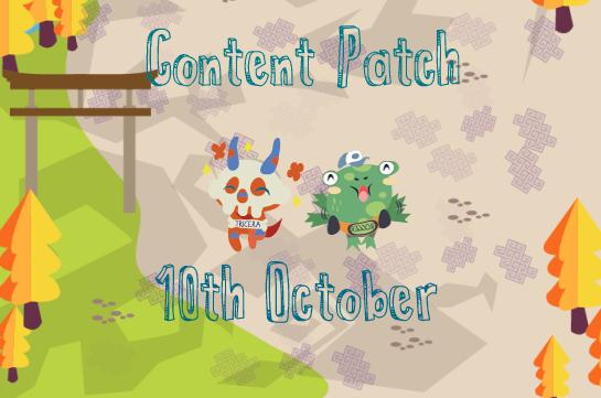 Content Patch!